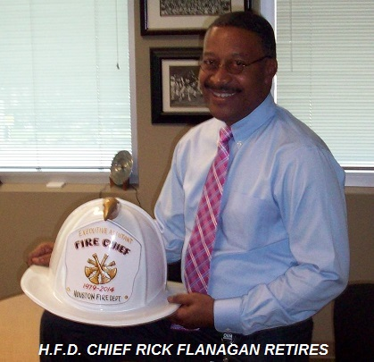 HFP Chief Rick Flanagan Retires