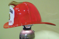 Fire Helmet Lamps